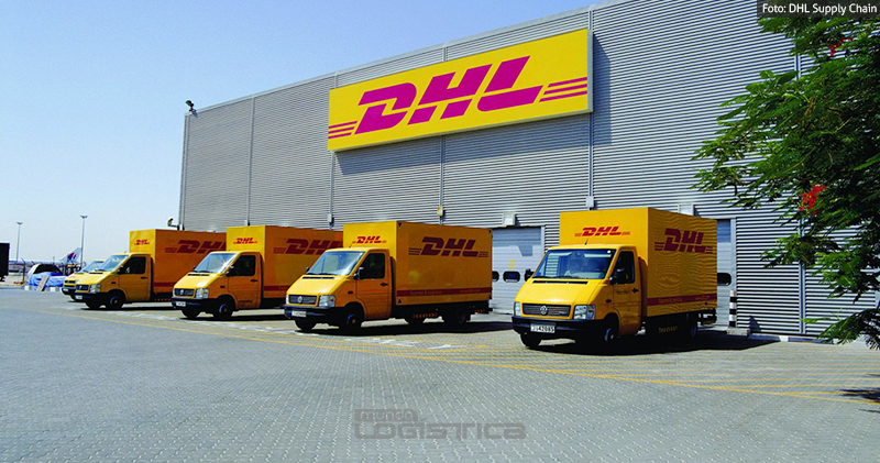 DHL Supply Chain e PPG renovam parceria
