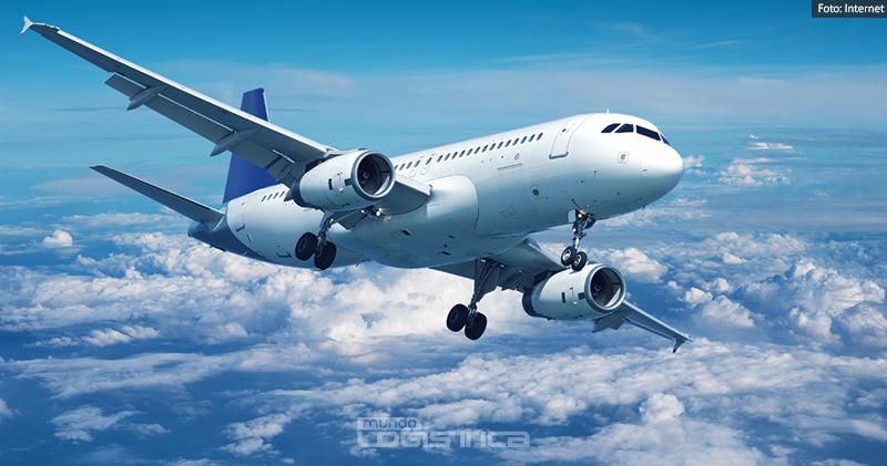 Demanda mundial por transporte aéreo de carga cresce 9% em 2017