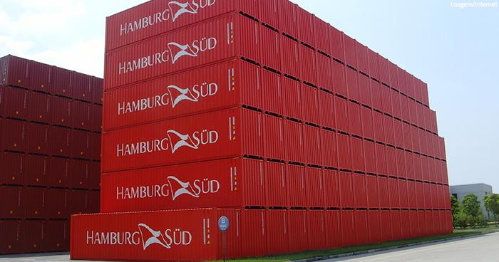 Parceria entre Hamburg Süd e Brado foca em logística colaborativa
