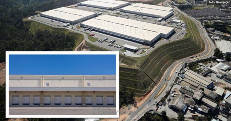 Penske Logistics oferece área para locação em Cajamar