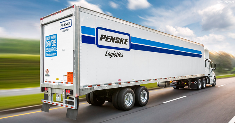 Penske Logistics é patrocinadora da Automotive Logistics South America